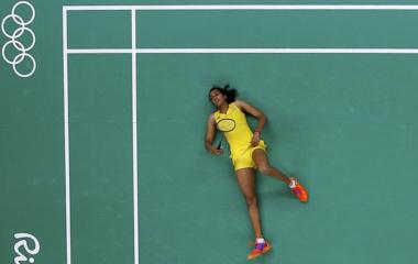 Badminton - Women's Singles - Gold Medal Match