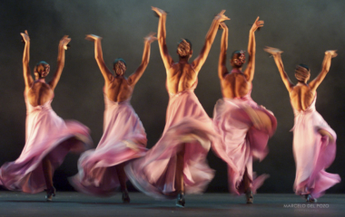 SPAIN´S NATIONAL BALLET DANCERS PERFORM DURING DRESS REHEARSAL IN SEVILLE